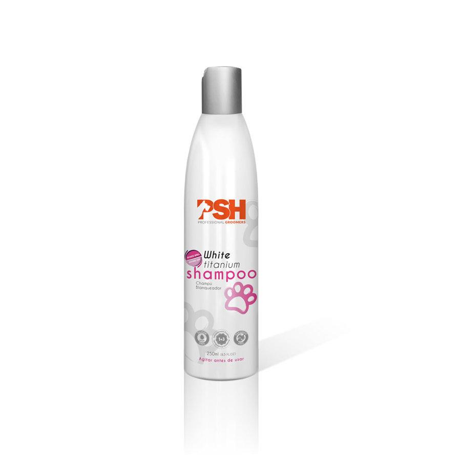 PSH Champu Blanco Titanio / PSH White titanium shampoo 250 ml